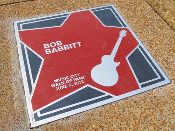 Bob Babbitt