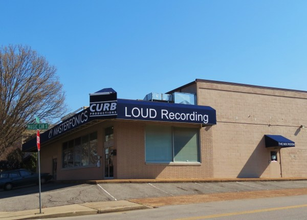 Mike Curb - Loud Recording