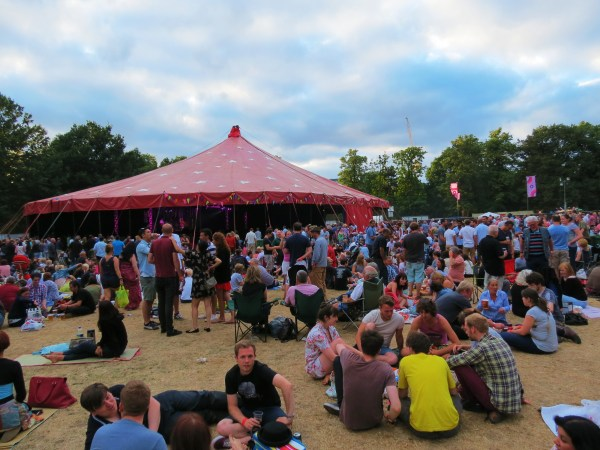 Ealing Blues Festival 2013 - Main Stage