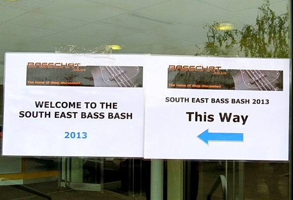 South East Bass Bash 2013