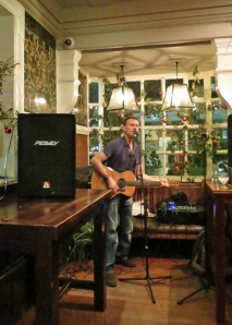 Andy @ The Tabard