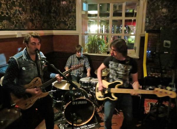Krissy Matthews Band