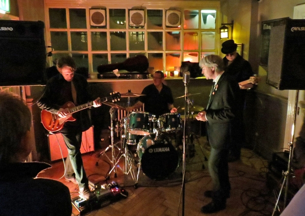 Son Maxwell's Unruly Blues