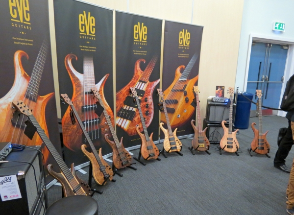 Eve Guitars