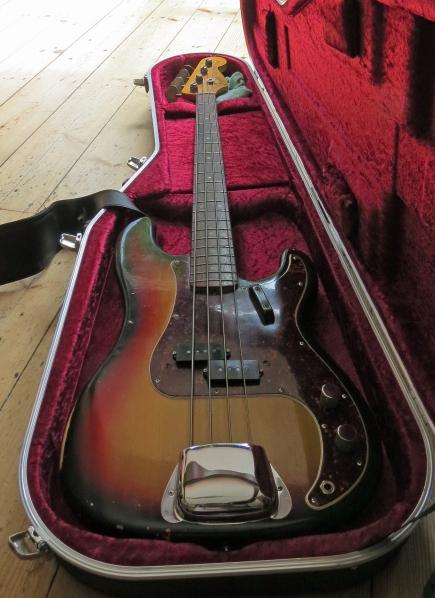 Sibob's P-bass