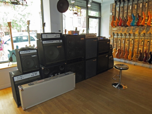 Warwick Amps (1)